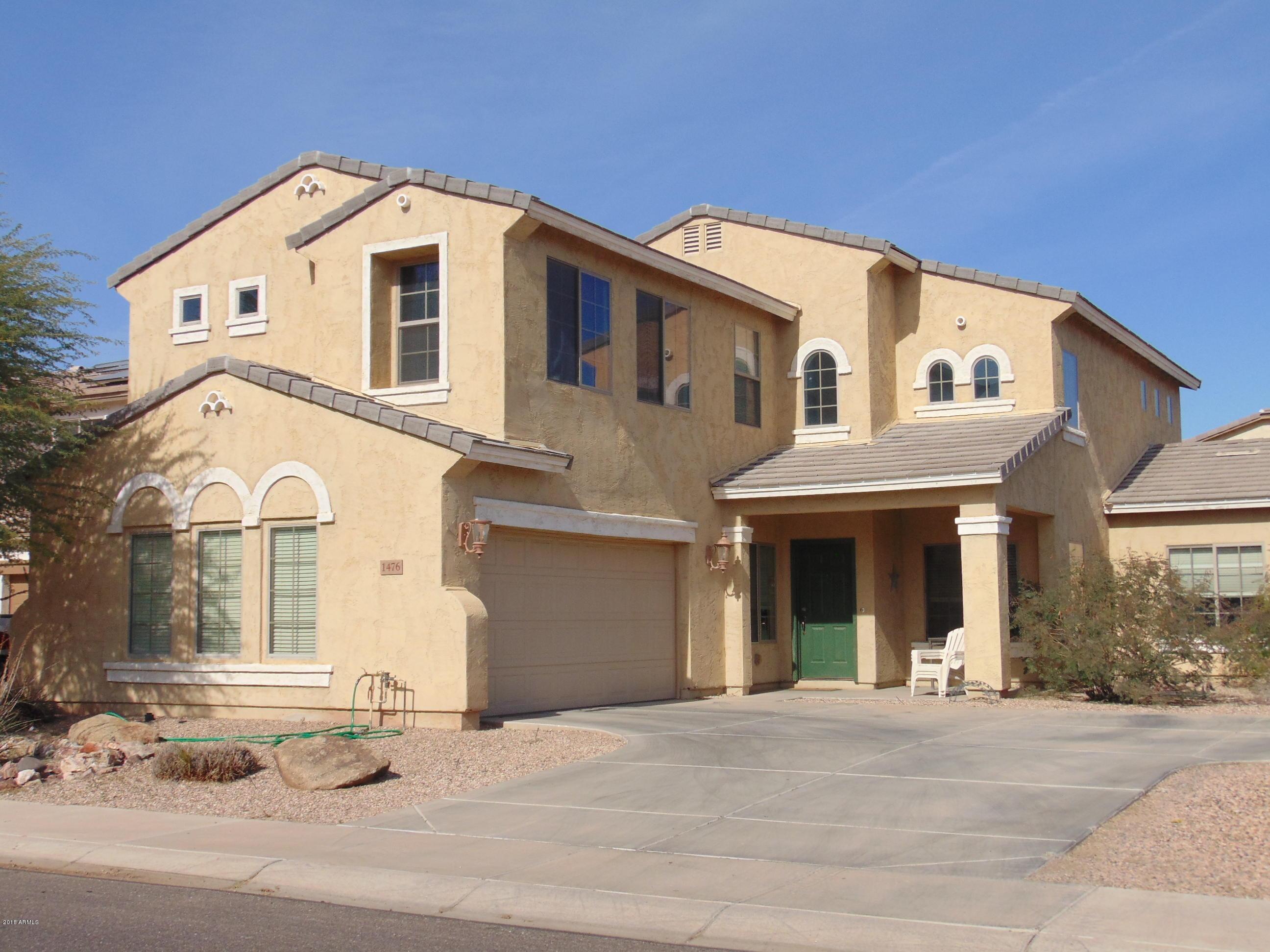 Photo for 1476 E Douglas Street, Casa Grande, AZ 85122 (MLS # 5850180)