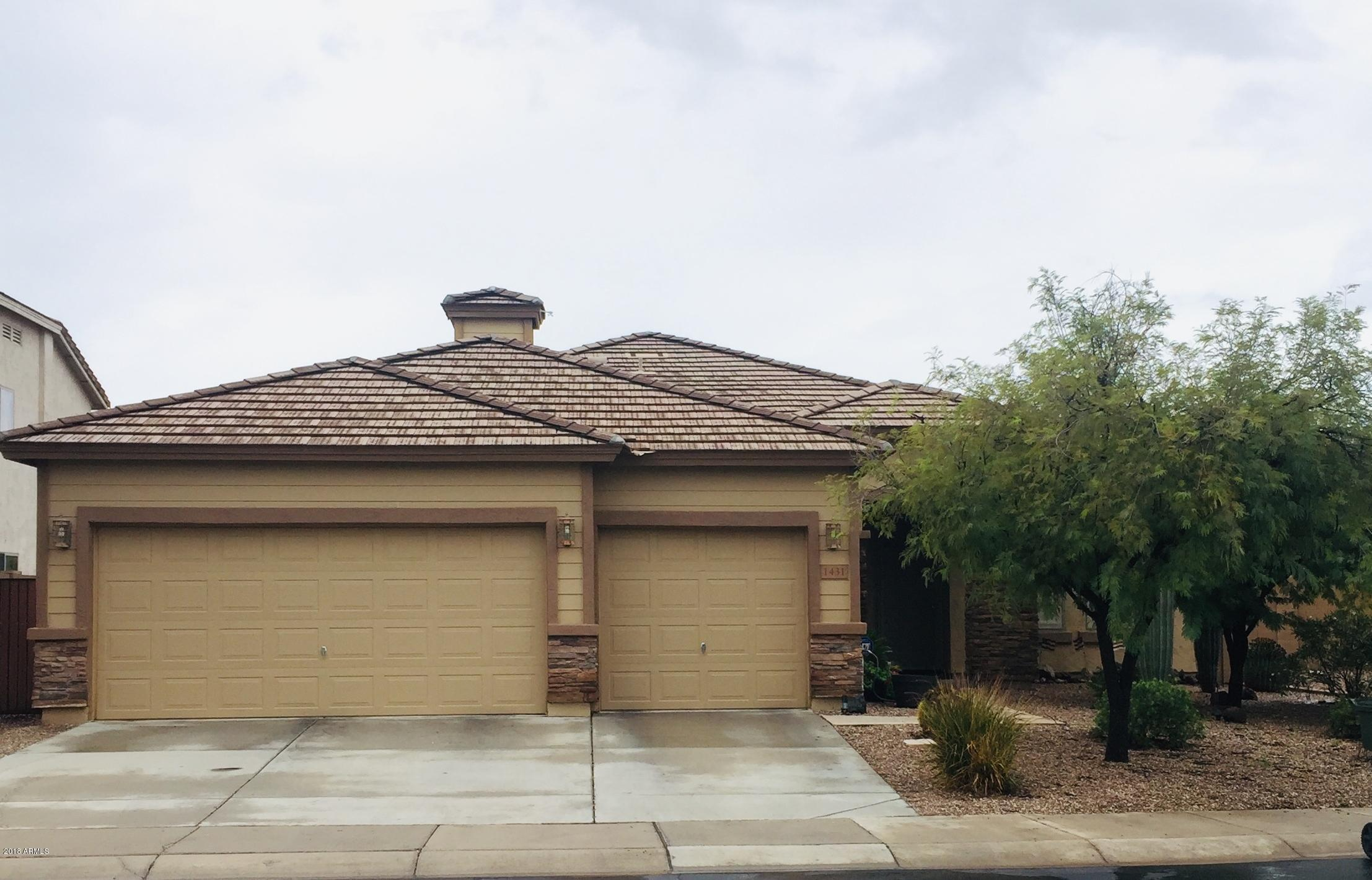 Photo for 1431 N Frederick Lane, Casa Grande, AZ 85122 (MLS # 5850234)