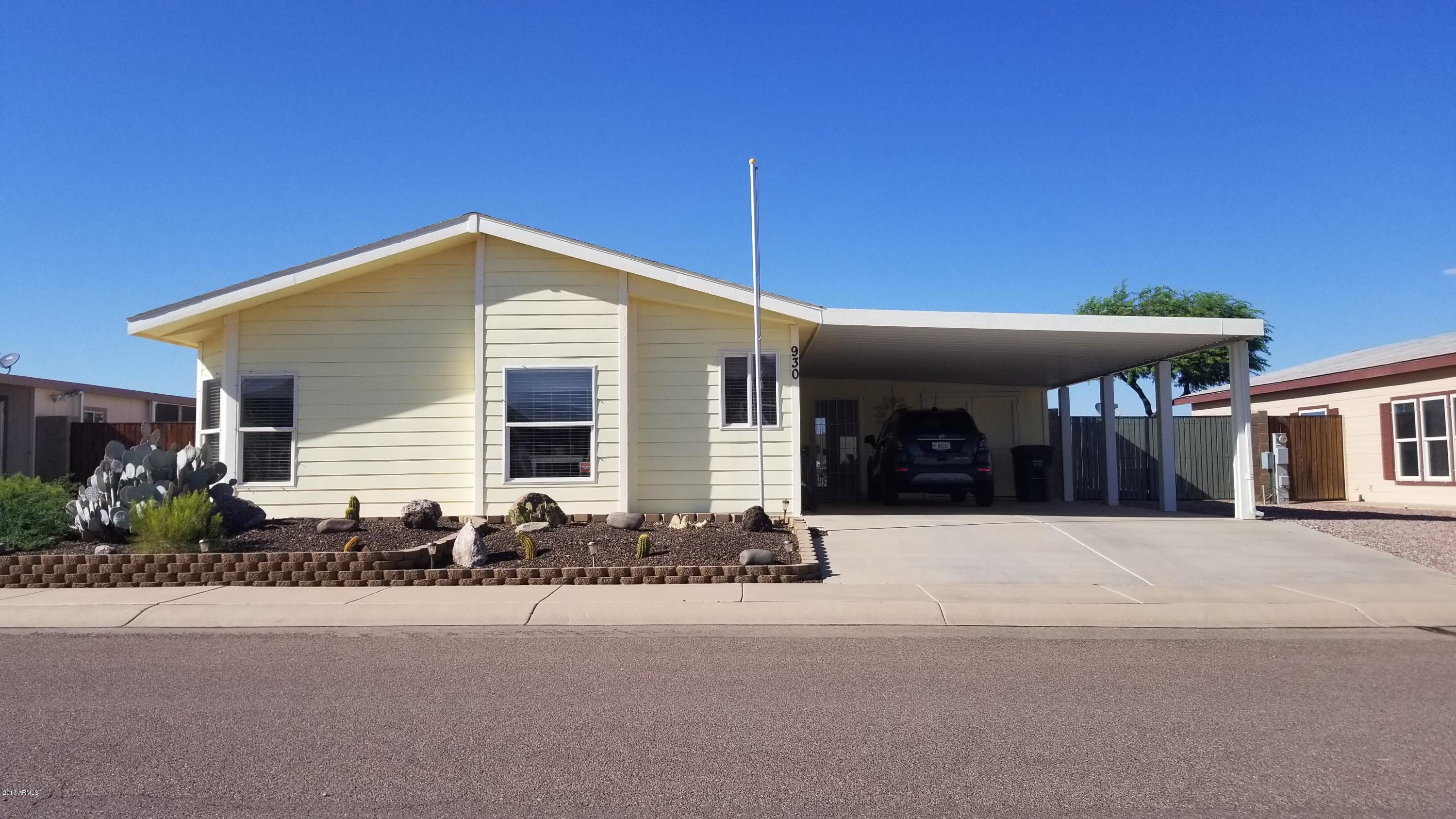 Photo for 930 W Diamond Rim Drive, Casa Grande, AZ 85122 (MLS # 5851642)