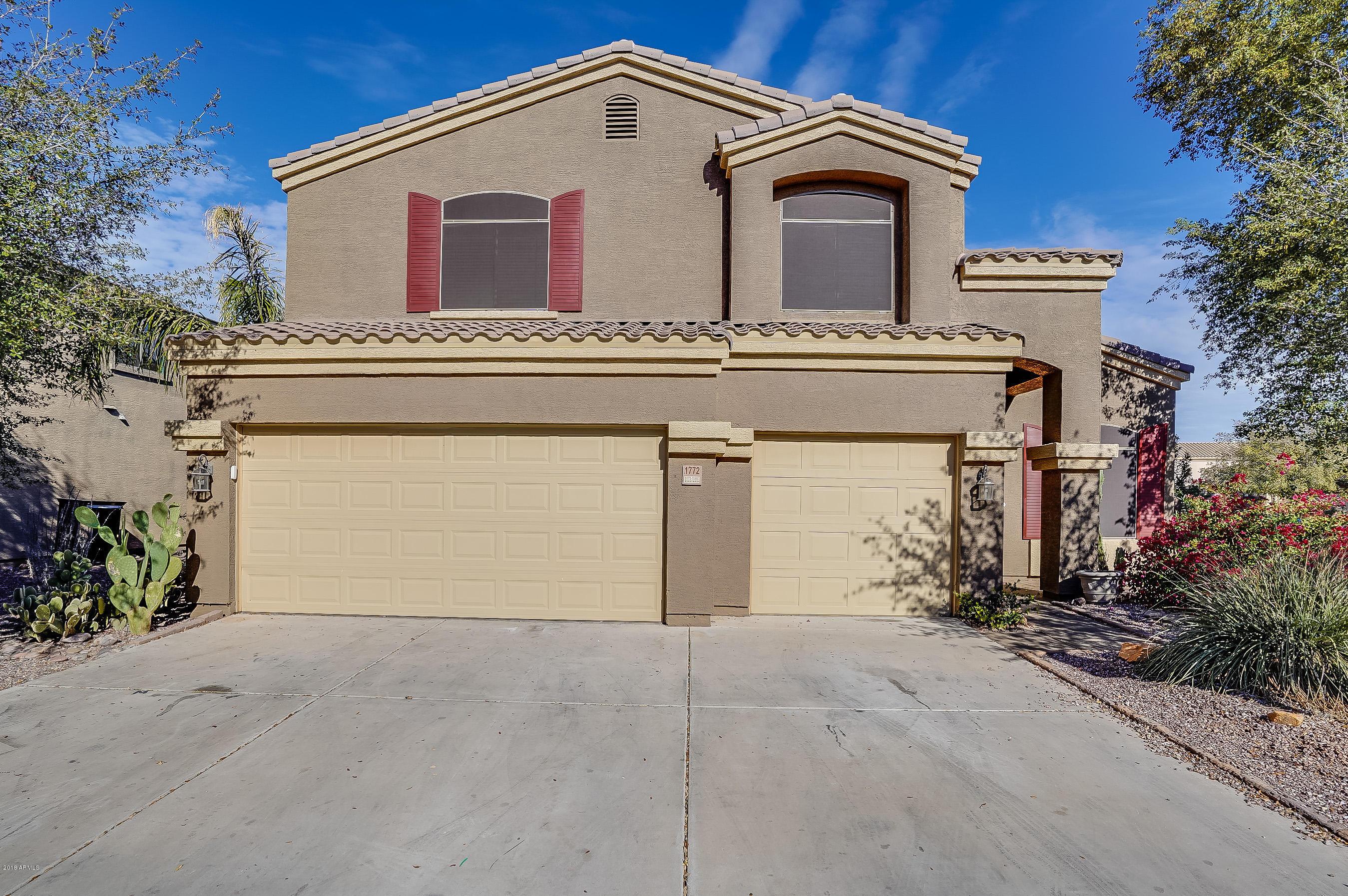 Photo for 1772 E Cardinal Drive, Casa Grande, AZ 85122 (MLS # 5853853)