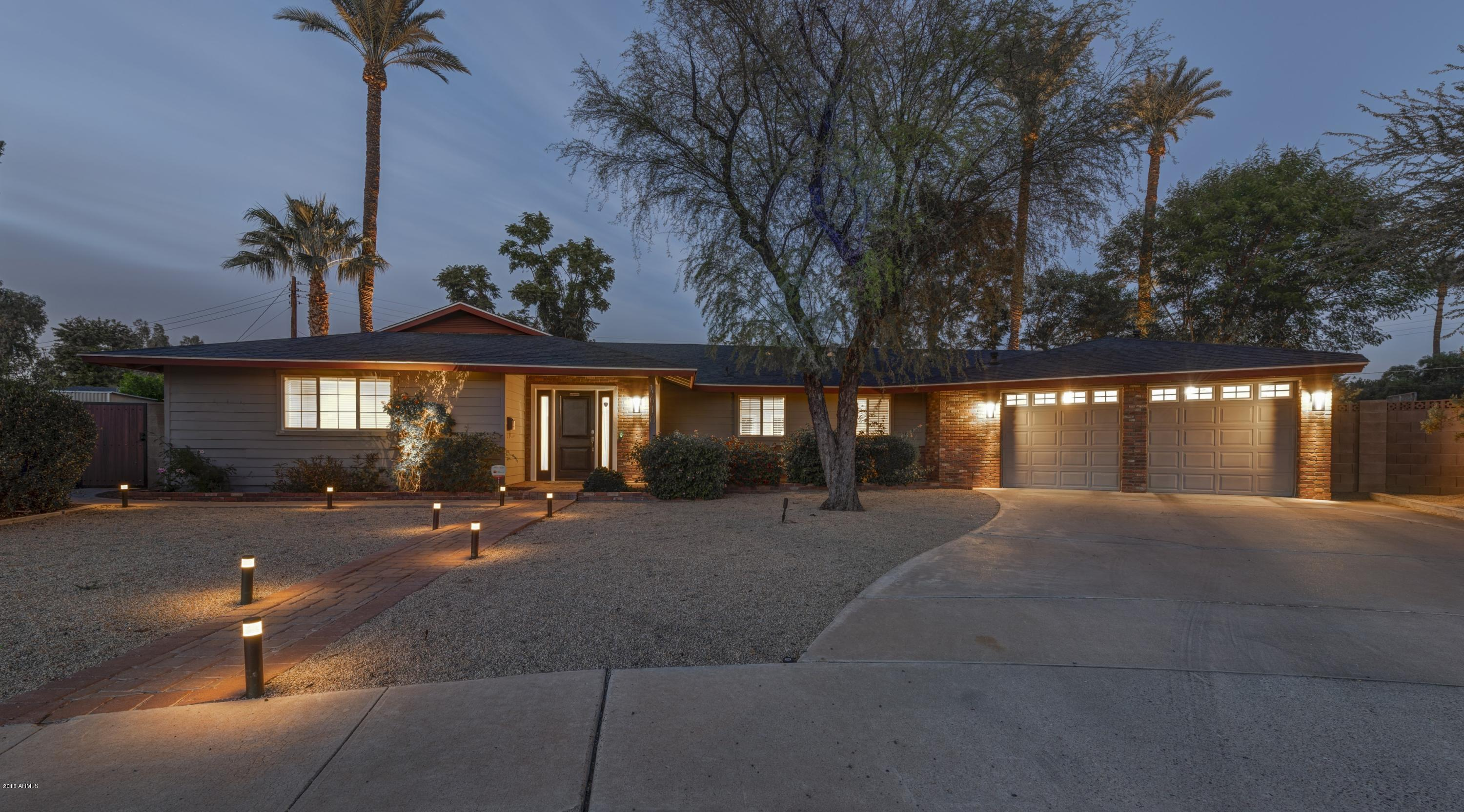 Photo for 4610 E Cheery Lynn Road, Phoenix, AZ 85018 (MLS # 5854740)