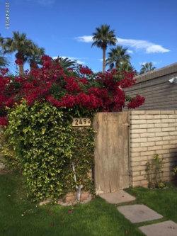 Photo of 4800 N 68th Street, Unit 249, Scottsdale, AZ 85251 (MLS # 5855655)