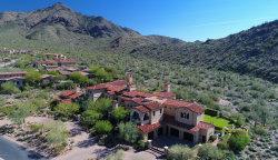 Photo of 10835 E Mountain Spring Road, Scottsdale, AZ 85255 (MLS # 5856113)
