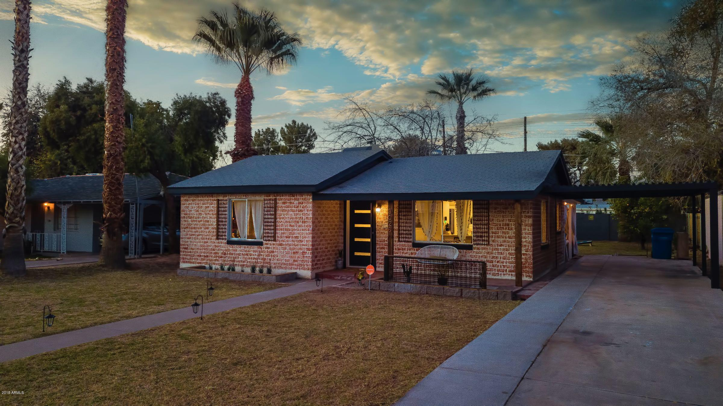 Photo for 3028 E Mulberry Drive, Phoenix, AZ 85016 (MLS # 5861405)