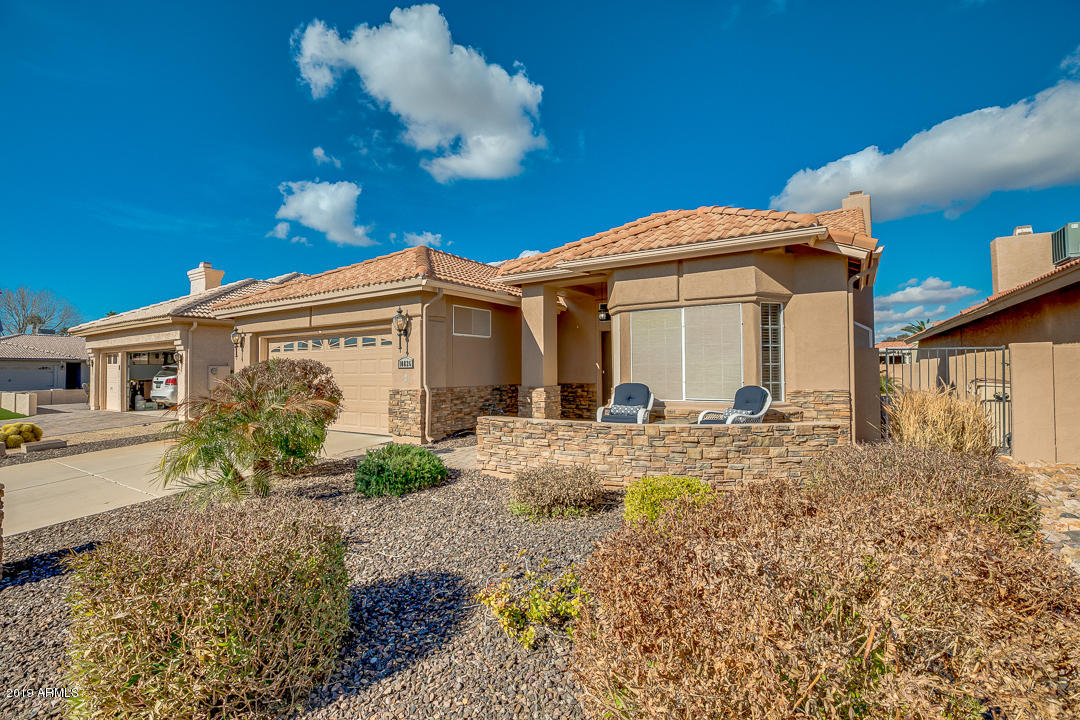 Photo for 10826 E Sunnydale Drive, Sun Lakes, AZ 85248 (MLS # 5861788)