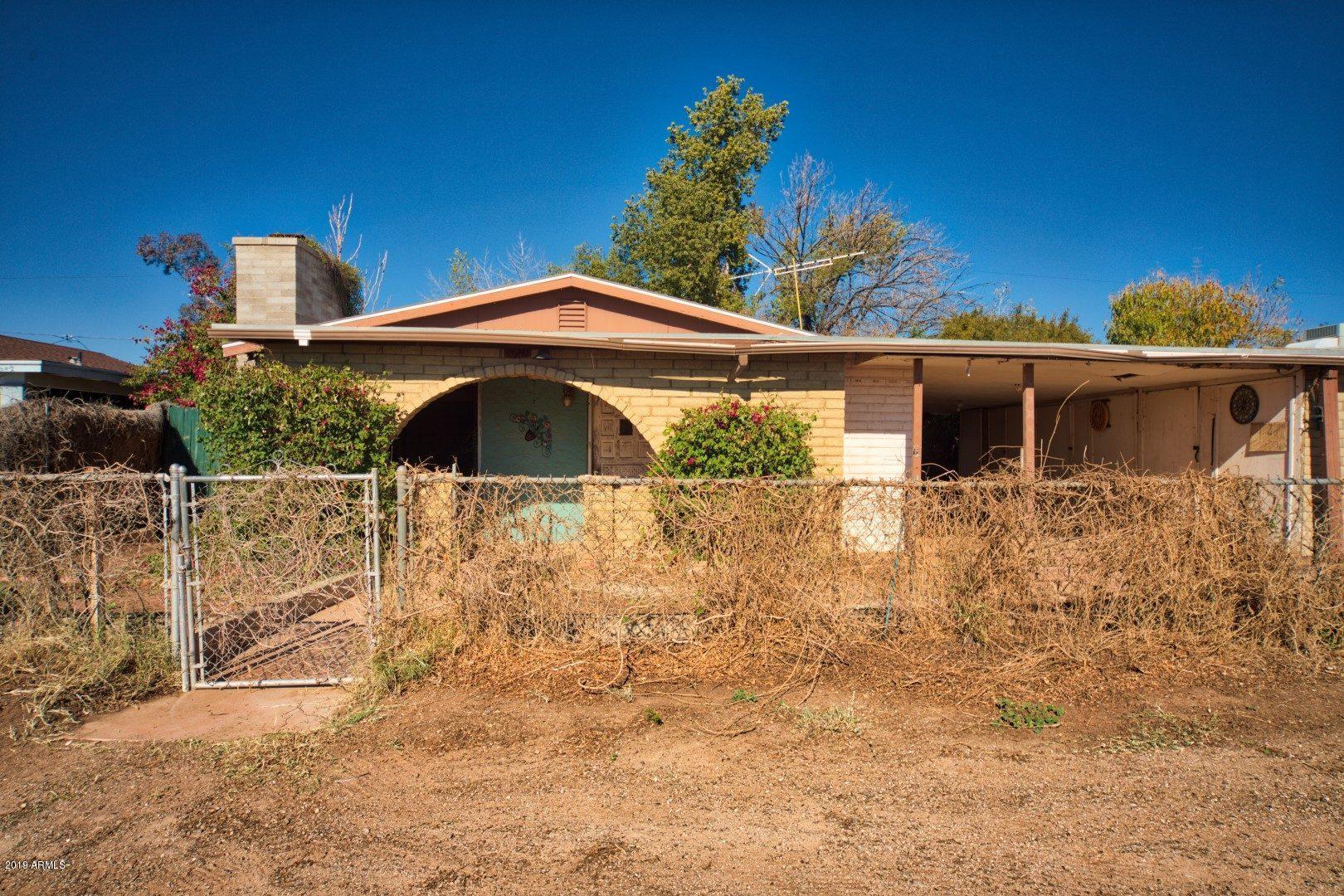 Photo for 1120 E 3rd Street, Casa Grande, AZ 85122 (MLS # 5864604)