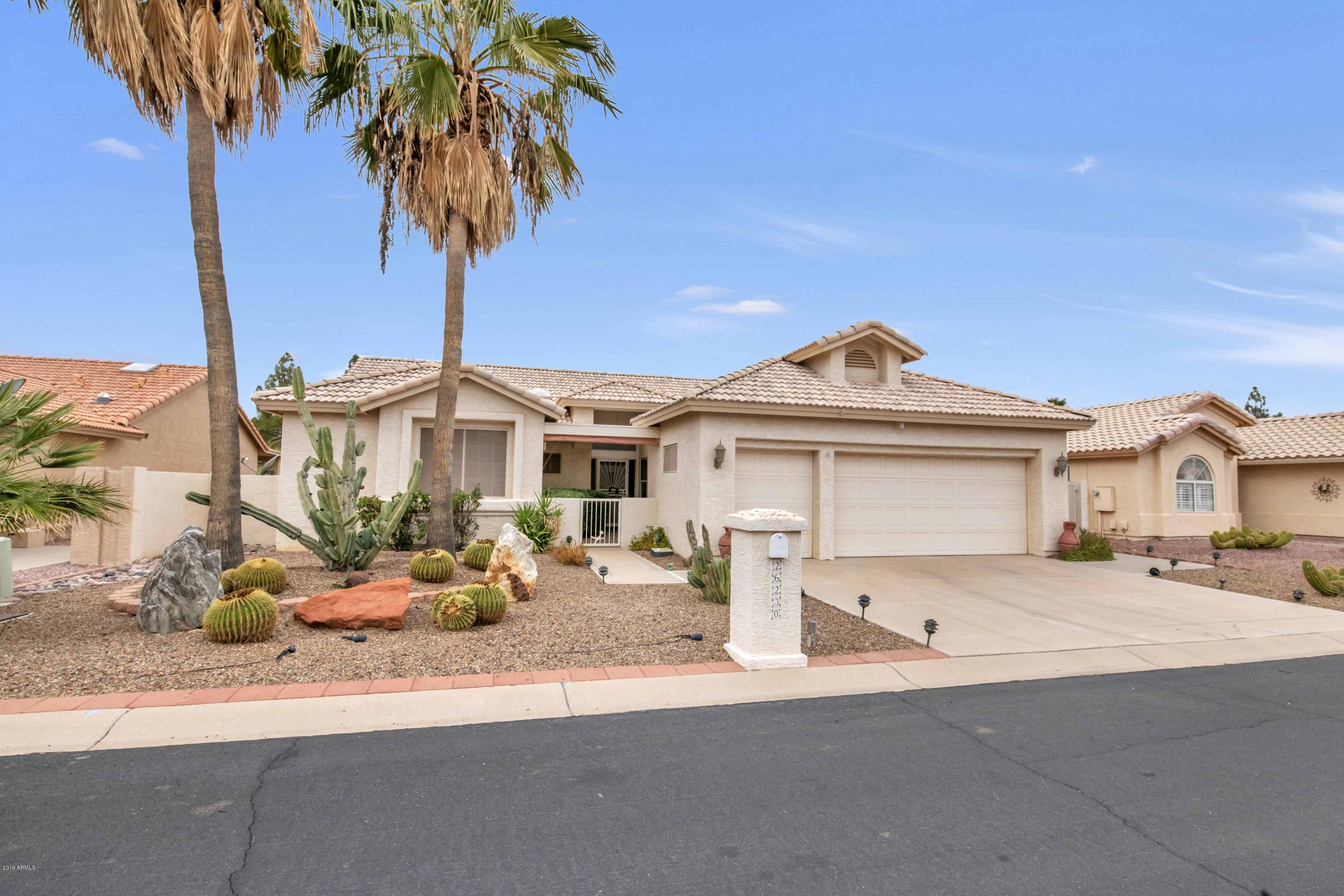 Photo for 26230 S Thistle Lane, Sun Lakes, AZ 85248 (MLS # 5867195)