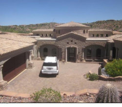 Photo of 9151 N Fireridge Trail, Fountain Hills, AZ 85268 (MLS # 5875316)