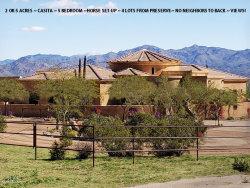 Photo of 17140 E Redbird Road, Scottsdale, AZ 85262 (MLS # 5884372)
