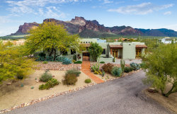Photo of 533 N Sunset Road, Apache Junction, AZ 85119 (MLS # 5886592)