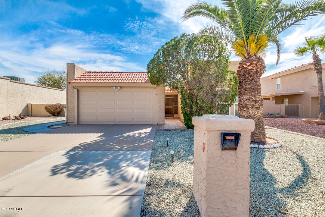 Photo for 9641 E Minnesota Avenue, Sun Lakes, AZ 85248 (MLS # 5889621)