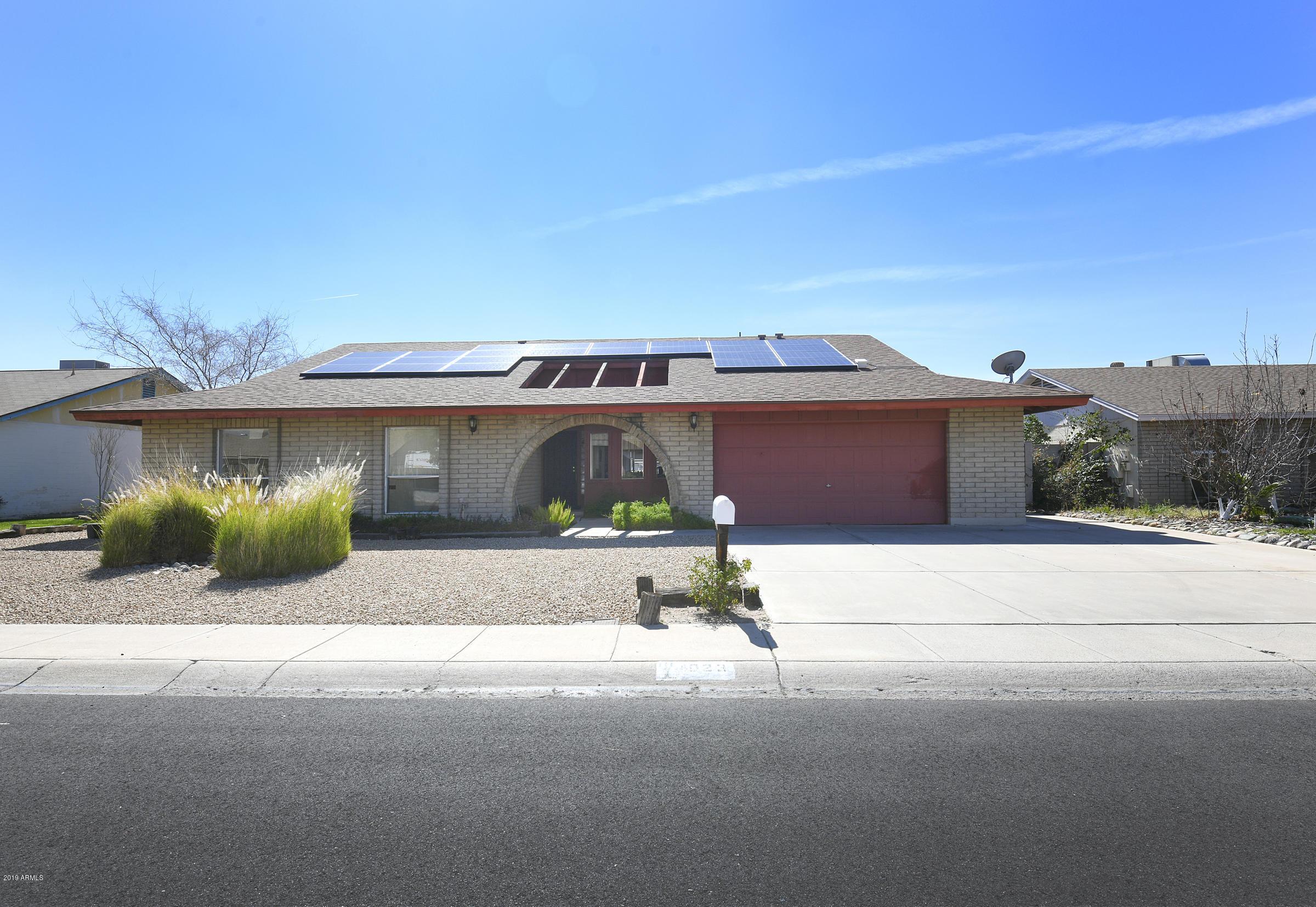 Photo for 4023 W Joan De Arc Avenue, Phoenix, AZ 85029 (MLS # 5890517)
