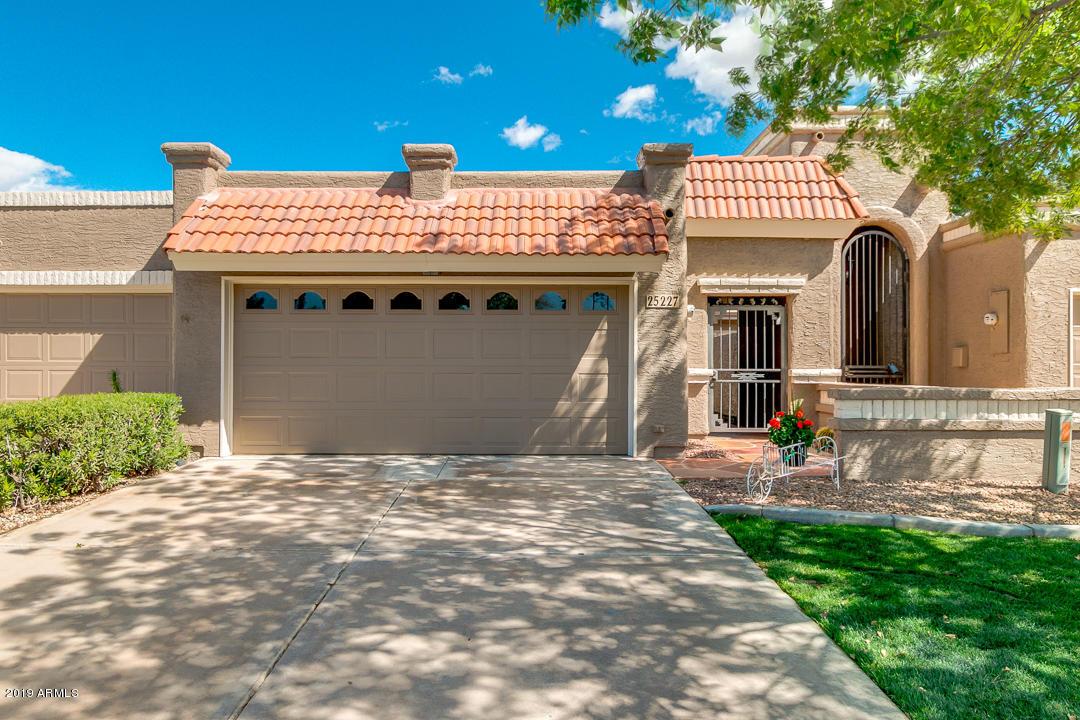 Photo for 25227 S Berry Brook Drive, Sun Lakes, AZ 85248 (MLS # 5896610)