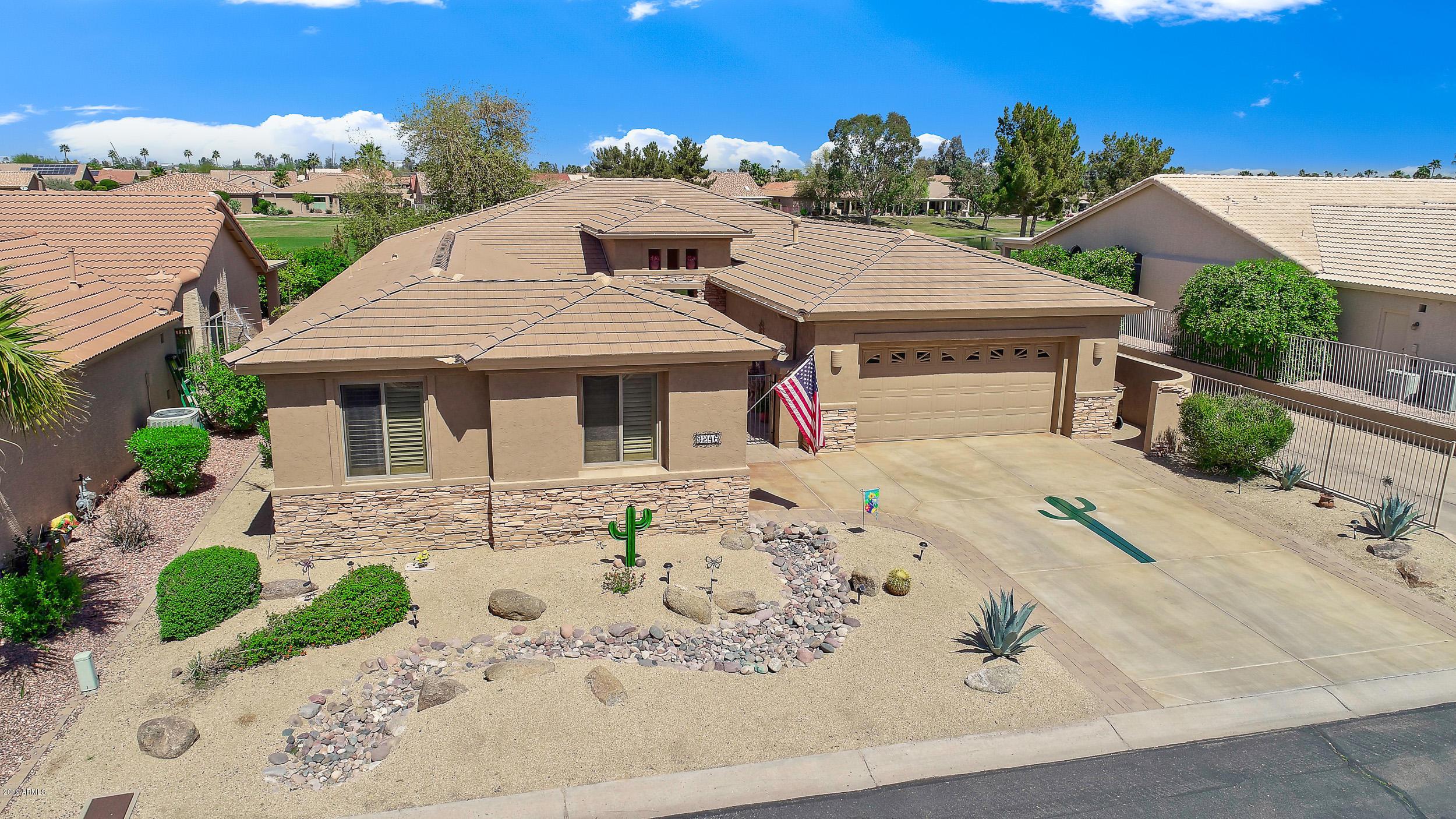 Photo for 9246 E Cedar Waxwing Drive, Sun Lakes, AZ 85248 (MLS # 5902597)