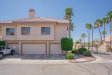 Photo of 2801 N Litchfield Road, Unit 38, Goodyear, AZ 85395 (MLS # 5903329)