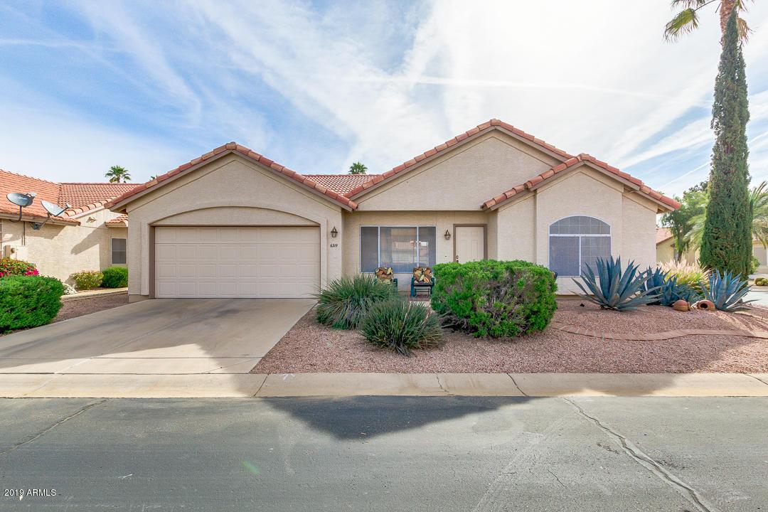 Photo for 6319 S Sundown Drive, Chandler, AZ 85249 (MLS # 5905178)