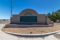 Photo of 12123 W Bell Road, Unit 130, Surprise, AZ 85378 (MLS # 5914453)