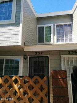 Photo of 510 N Alma School Road, Unit 237, Mesa, AZ 85201 (MLS # 5915274)