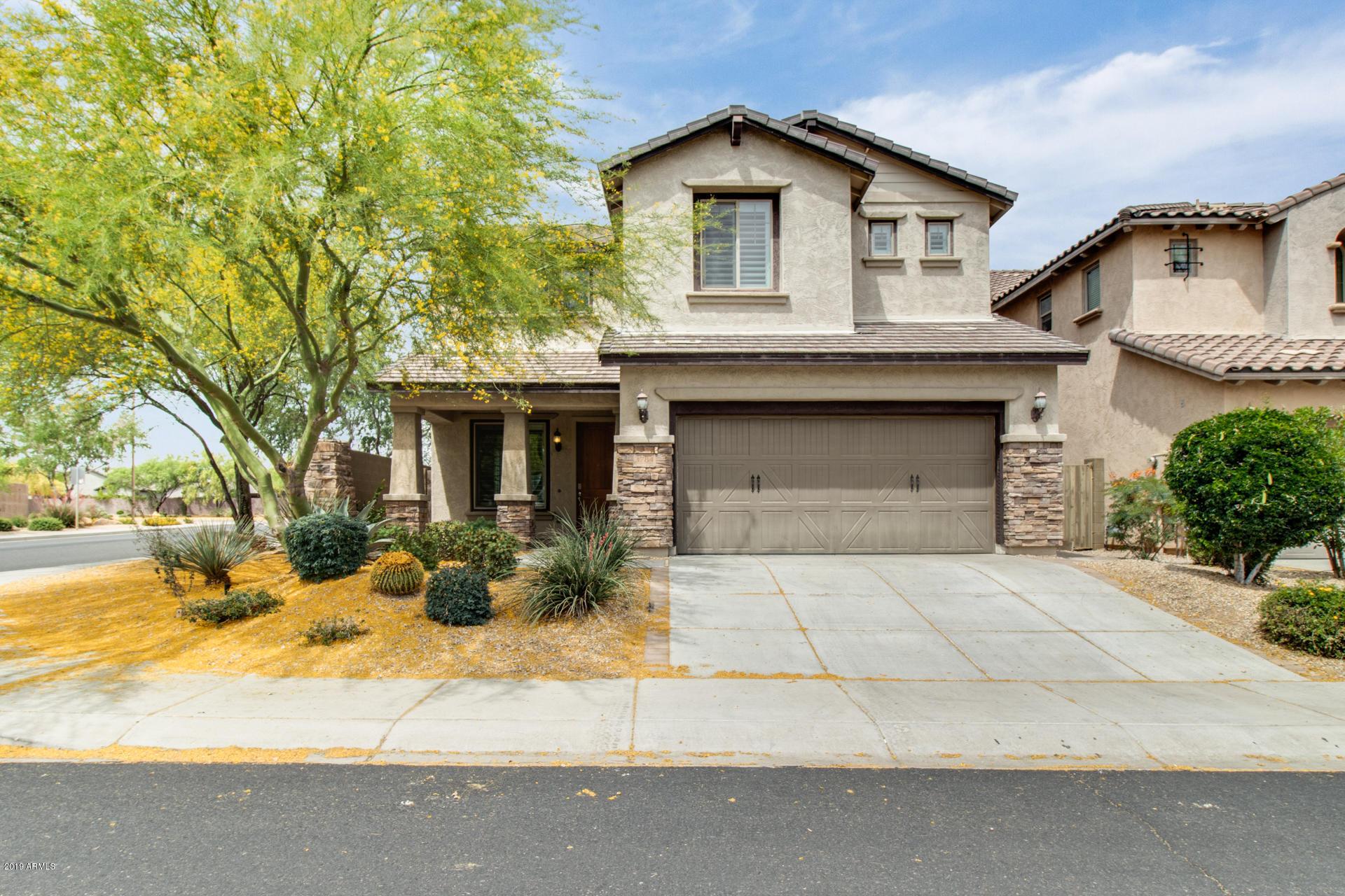 Photo for 3784 E Matthew Drive, Phoenix, AZ 85050 (MLS # 5924164)