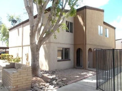 Photo of 1455 N Alma School Road, Unit 10, Mesa, AZ 85201 (MLS # 5929547)