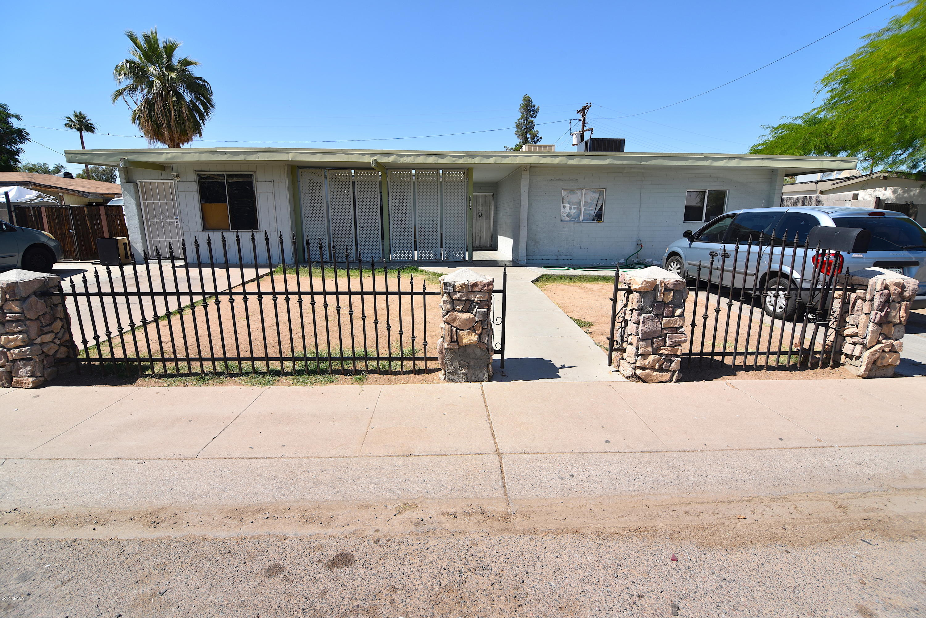 Photo for 5822 W Monterosa Street, Phoenix, AZ 85031 (MLS # 5932943)