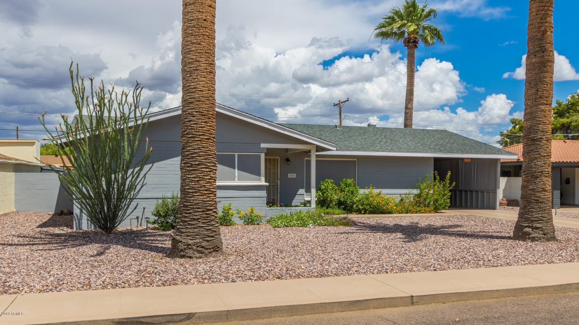 Photo for 2405 N 39th Street, Phoenix, AZ 85008 (MLS # 5938712)