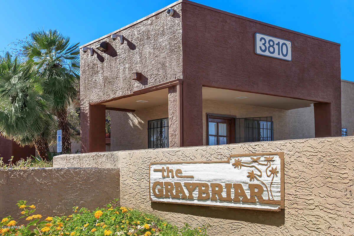 Photo for 3810 N Maryvale Parkway, Unit 2069, Phoenix, AZ 85031 (MLS # 5938840)