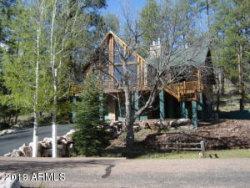 Photo of 1305 S Hunter Creek Drive, Christopher Creek, AZ 85541 (MLS # 5941440)