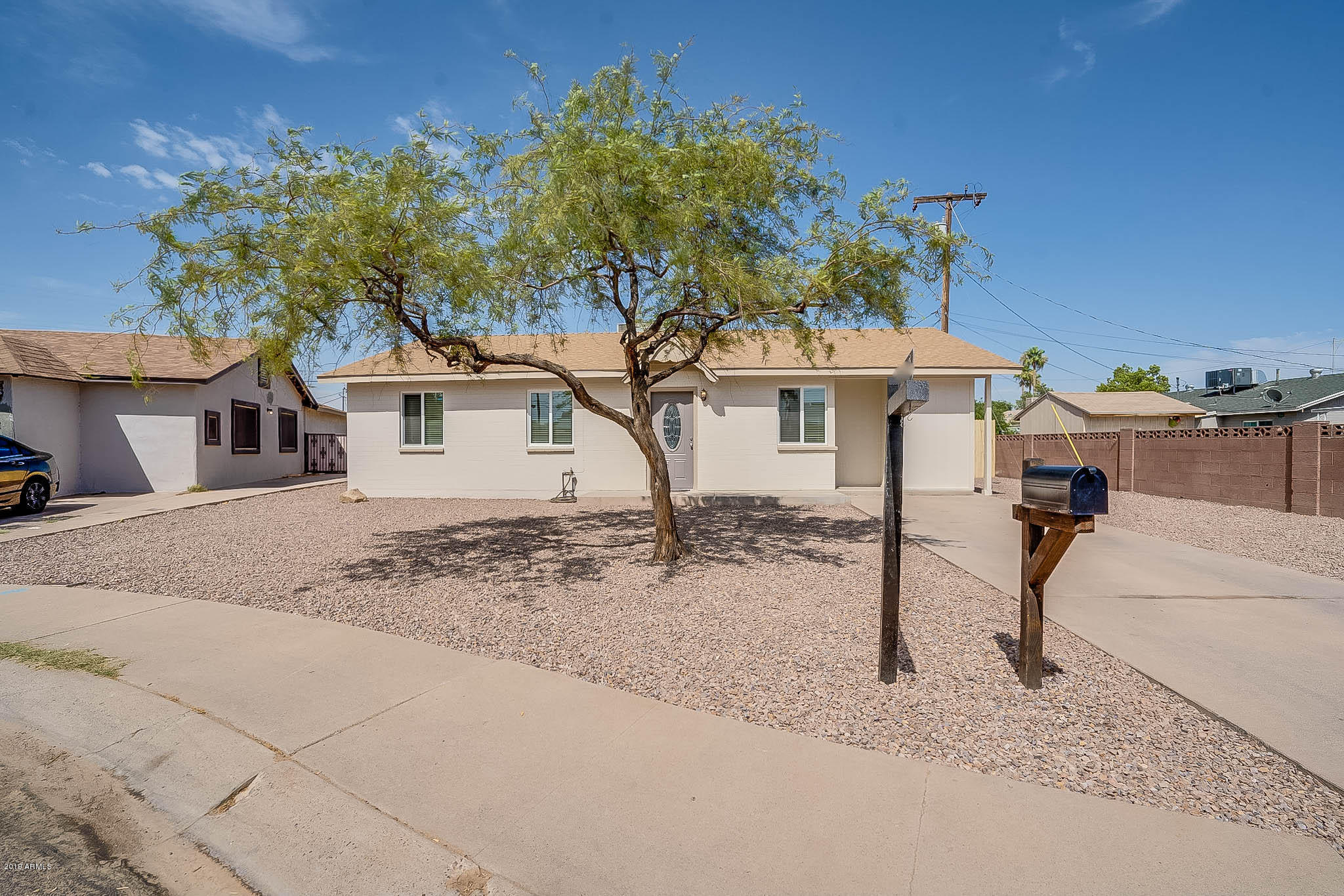 Photo for 3311 N 60th Drive, Phoenix, AZ 85033 (MLS # 5951469)