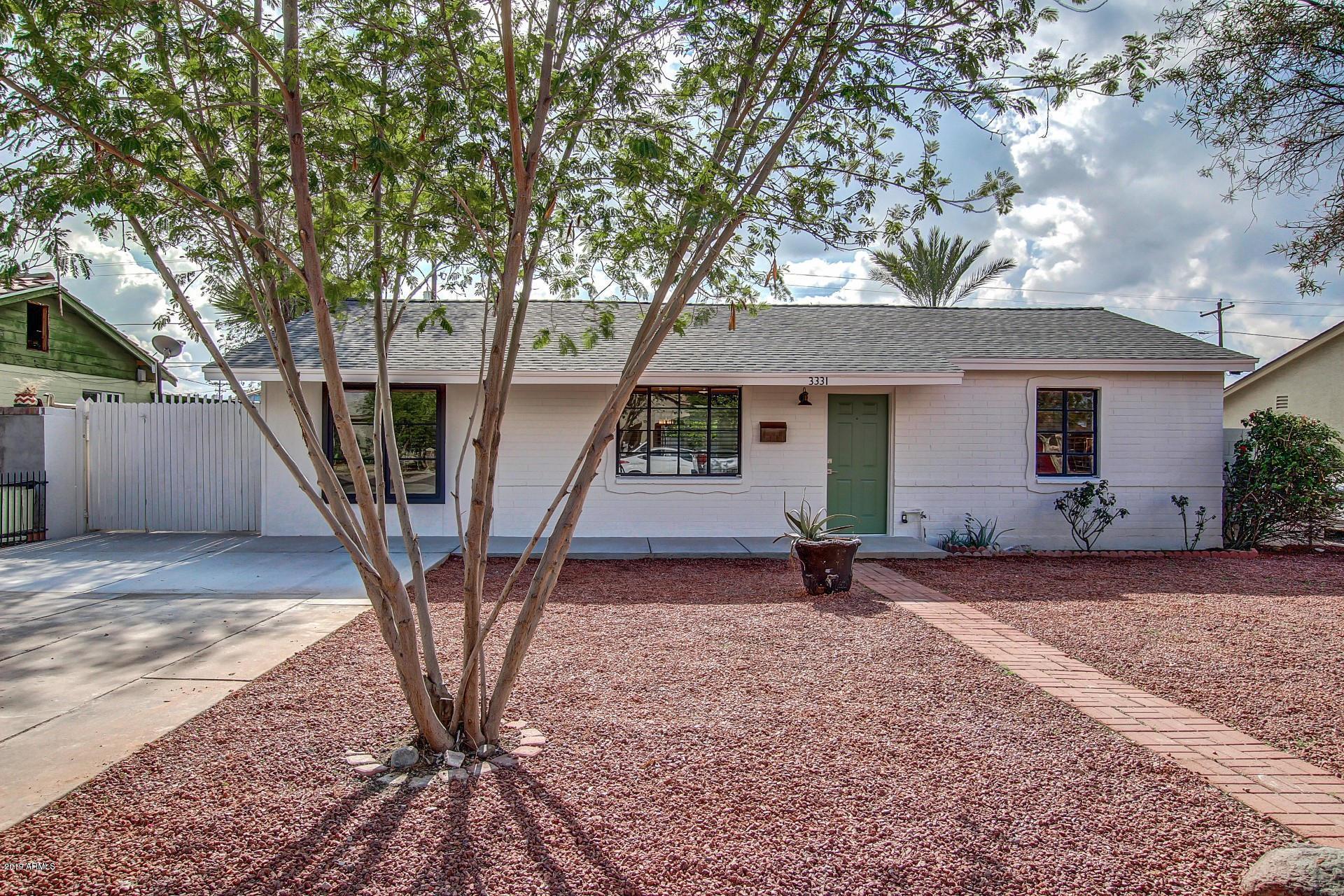 Photo for 3331 E Harvard Street, Phoenix, AZ 85008 (MLS # 5951517)