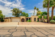 Photo of 5030 E Poinsettia Drive, Scottsdale, AZ 85254 (MLS # 5953898)