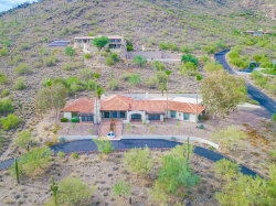Photo of 6508 E El Sendero Road, Carefree, AZ 85377 (MLS # 5962047)