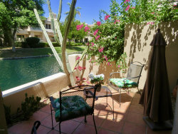 Photo of 7272 E Gainey Ranch Road, Unit 126, Scottsdale, AZ 85258 (MLS # 5966515)