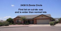 Photo of 2438 S Zinnia Circle, Mesa, AZ 85209 (MLS # 5966995)