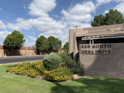 Photo of 629 N Mesa Drive, Unit 30, Mesa, AZ 85201 (MLS # 5969114)
