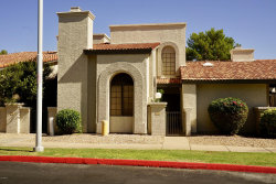 Photo of 1718 S Longmore Drive, Unit 18, Mesa, AZ 85202 (MLS # 5981910)