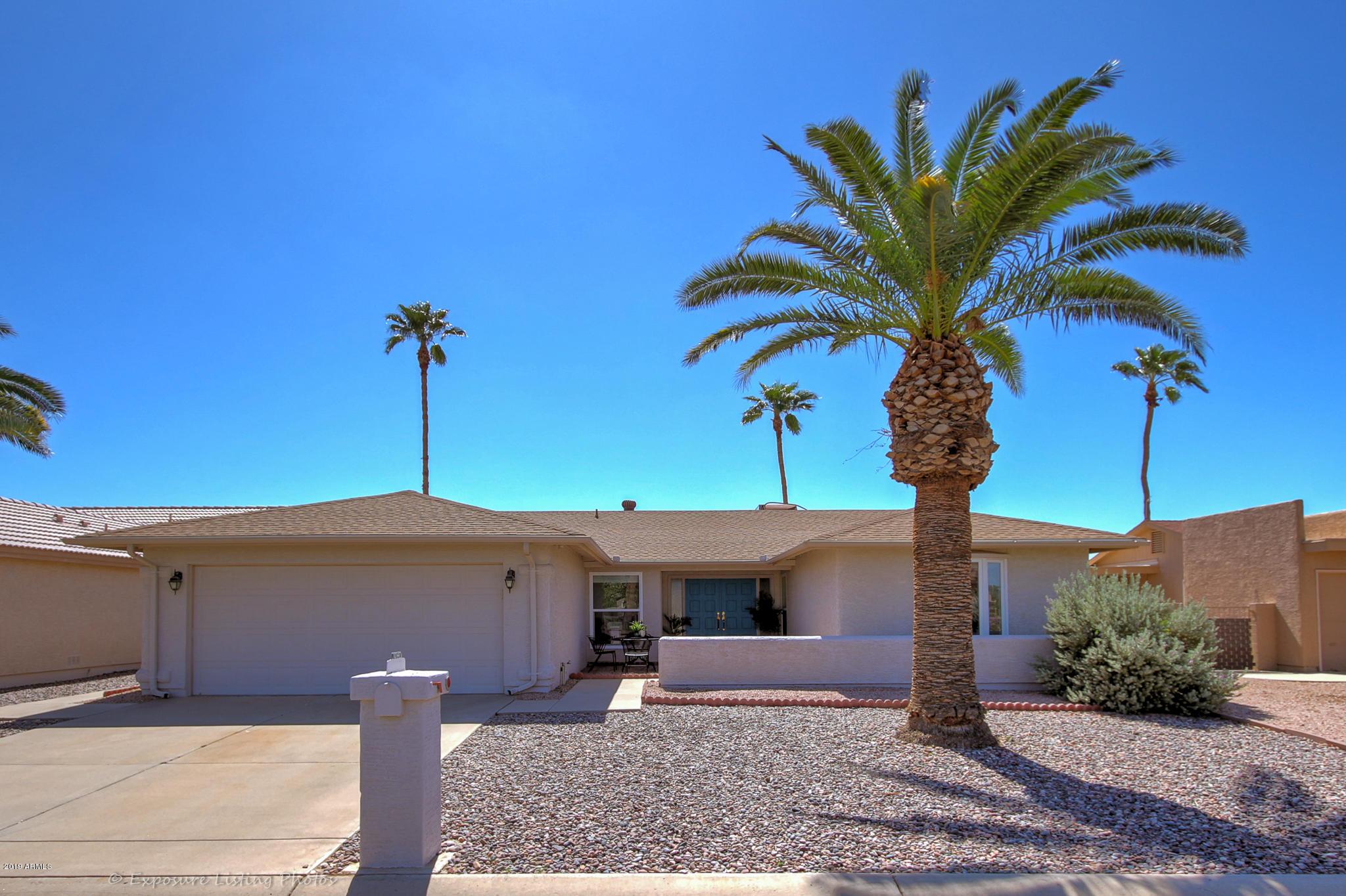 Photo for 10141 E Navajo Place, Sun Lakes, AZ 85248 (MLS # 5985419)