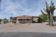 Photo of 11100 W Alsdorf Road, Unit 50, Arizona City, AZ 85123 (MLS # 5989943)