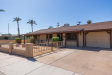 Photo of 1356 S Mesa Drive, Mesa, AZ 85210 (MLS # 5990048)