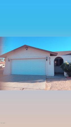 Photo of 5125 W Caribbean Lane, Glendale, AZ 85306 (MLS # 5991157)