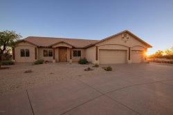 Photo of 21445 W Vista Royale Drive, Wickenburg, AZ 85390 (MLS # 6001110)