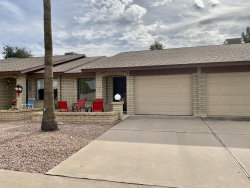 Photo of 2064 S Farnsworth Drive, Unit 32, Mesa, AZ 85209 (MLS # 6012477)