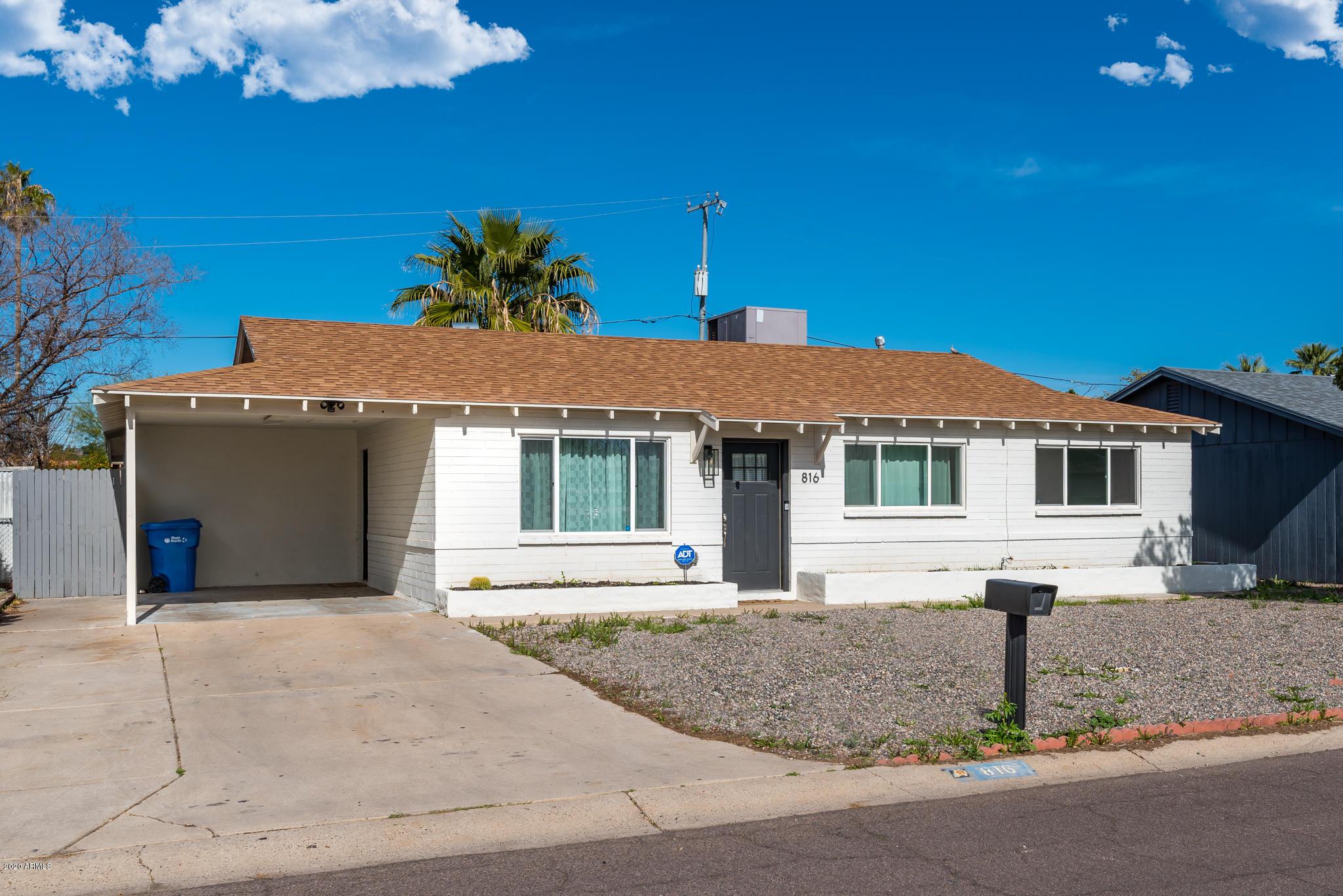 Photo for 816 E Orchid Lane, Phoenix, AZ 85020 (MLS # 6029567)