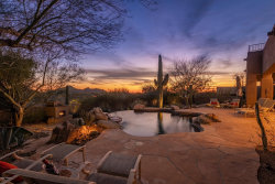 Photo of 8141 E Sand Flower Drive, Scottsdale, AZ 85266 (MLS # 6034987)