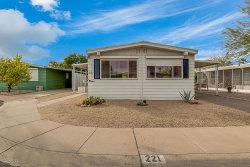 Photo of 8780 E Mckellips Road, Unit 221, Scottsdale, AZ 85257 (MLS # 6040818)