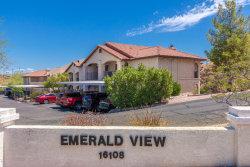 Photo of 16108 E Emerald Drive, Unit 103, Fountain Hills, AZ 85268 (MLS # 6049330)