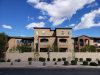 Photo of 2821 S Skyline Drive, Unit 128, Mesa, AZ 85212 (MLS # 6049802)