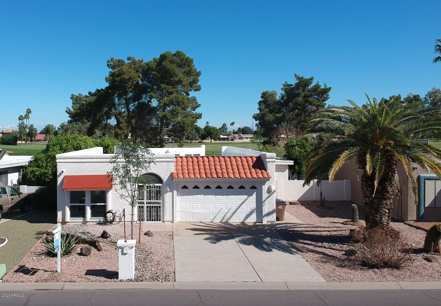 Photo for 9220 E Sun Lakes Boulevard N, Sun Lakes, AZ 85248 (MLS # 6050835)