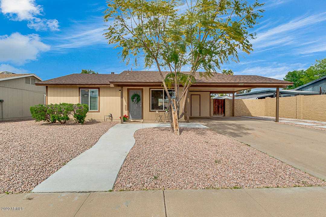 Photo of 2300 W Mcnair Street, Chandler, AZ 85224 (MLS # 6057418)