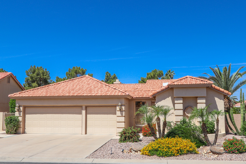 Photo for 25436 S Queen Palm Drive, Sun Lakes, AZ 85248 (MLS # 6079122)